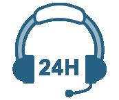 Layanan Bantuan Pelanggan 24 Jam