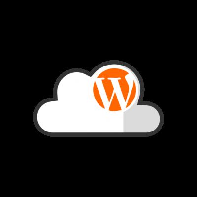 Trial Cloud Base Wordpress Hosting + 1 CloudPOP