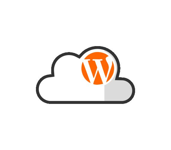 Trial Cloud Base Wordpress Hosting + 2 CloudPOP